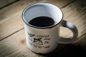 don't drink coffee before sleep