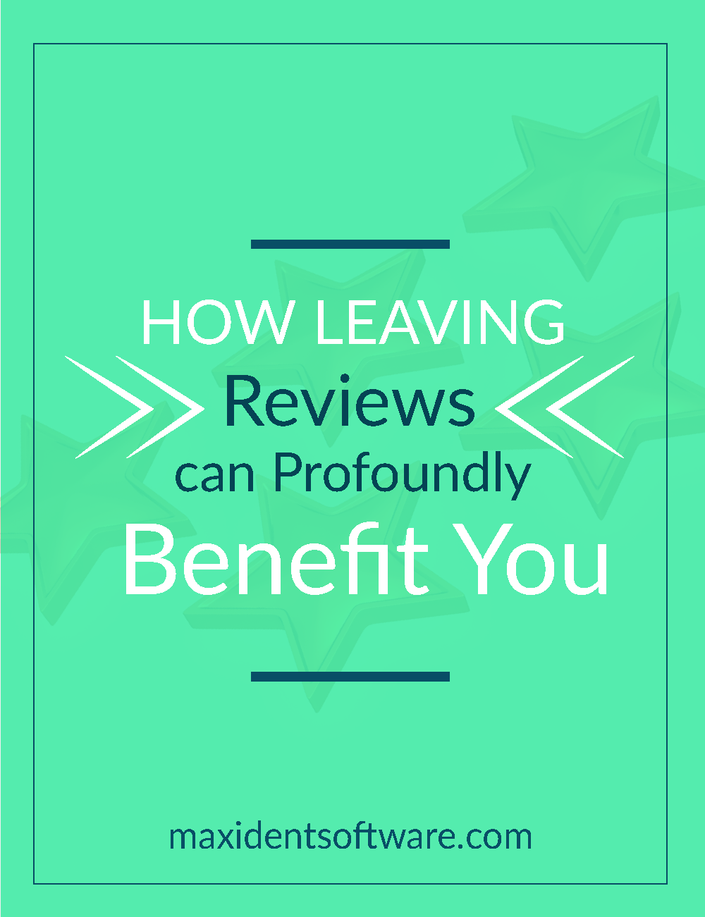 How Leaving Reviews can Profoundly Benefit You