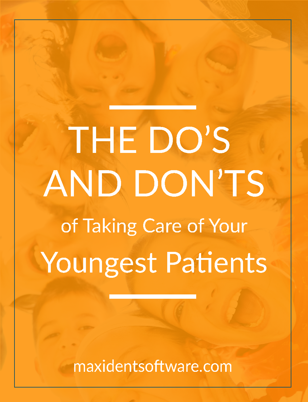 The Do's and Don'ts of Taking Care of Your Youngest Patients