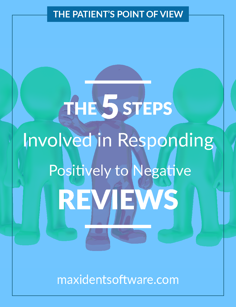 The 5 Steps Involved in Responding Positively to Negative Reviews