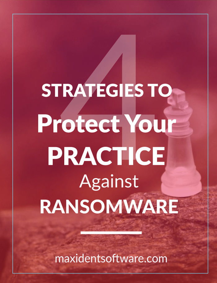4 Strategies to Protect Your Practice Against Ransomware