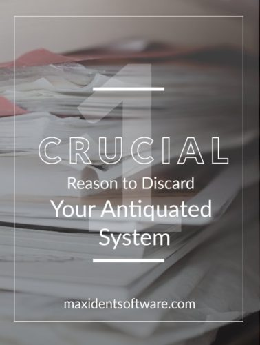 One Crucial Reason to Discard Your Antiquated System
