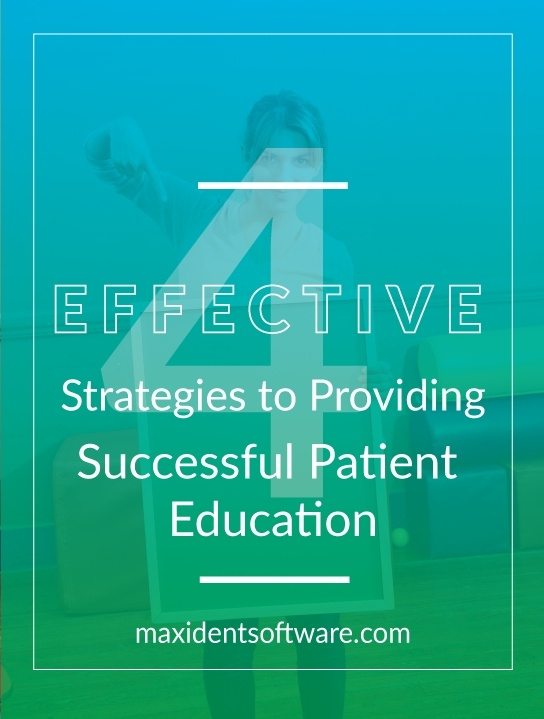 4 Effective Strategies to Providing Successful Patient Education